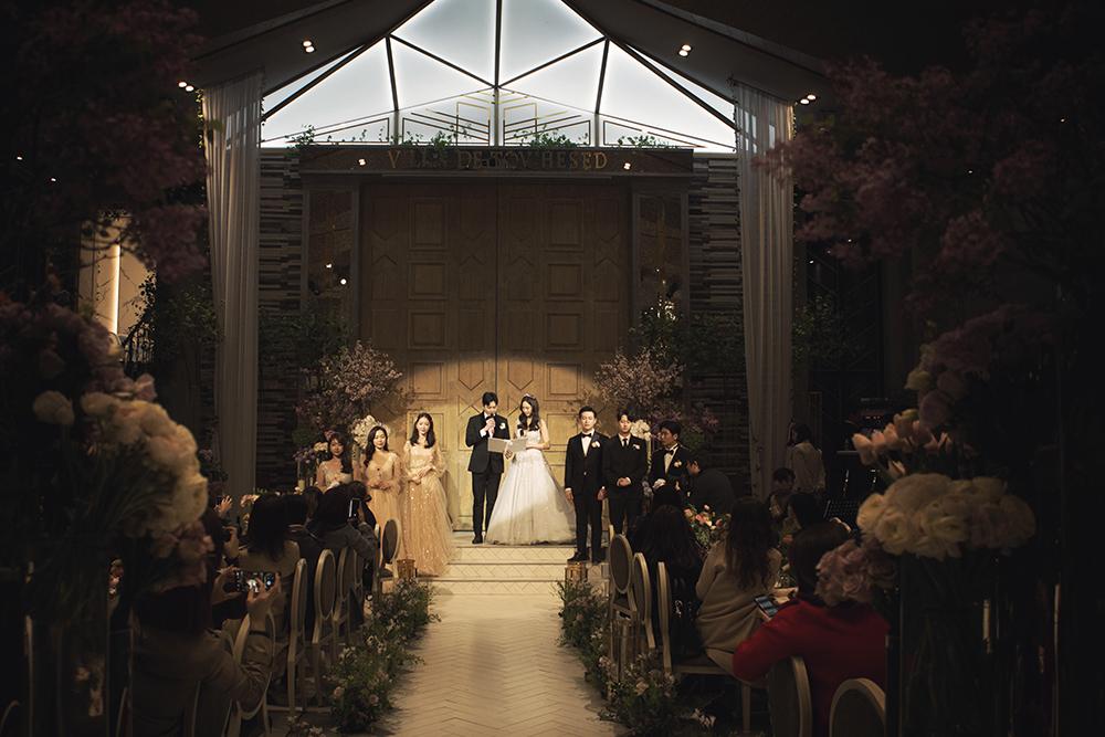 토브헤세드 결혼식